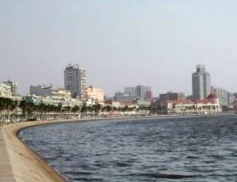 imagem Baía de Luanda